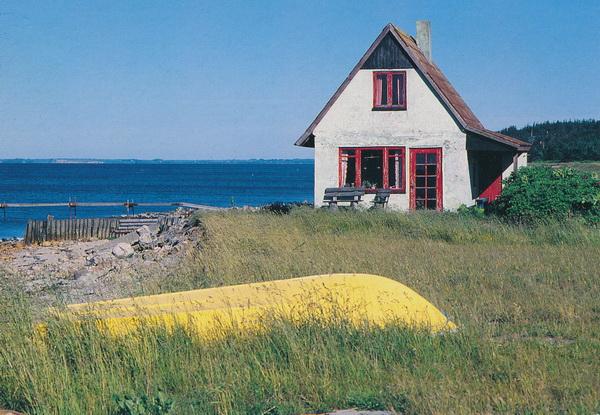 strandhus til salg