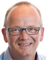 Søren Daniel Kristensen - bliver ny formand for kystbeskyttelseslaget.